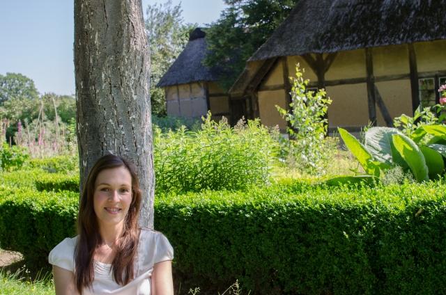Weras Lieblingsort im Freilichtmuseum am Kiekeberg - Der Garten des Pringes Hof