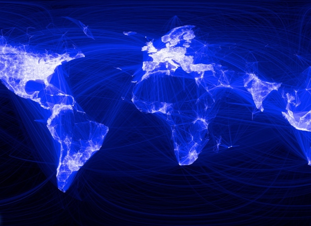 facebook-worldmap-social-network